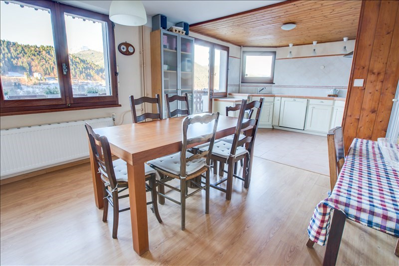 Vente appartement Morzine 420000€ - Photo 2