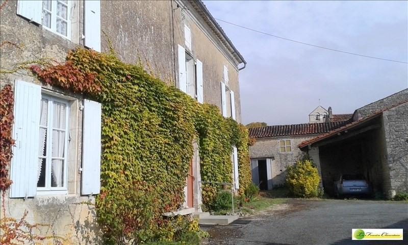 Vente maison / villa Fontaine chalendray 123000€ - Photo 2