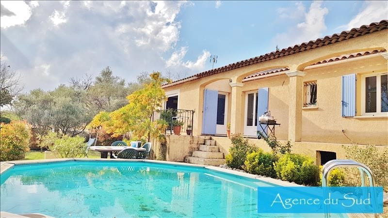 Vente maison / villa Aubagne 435000€ - Photo 1