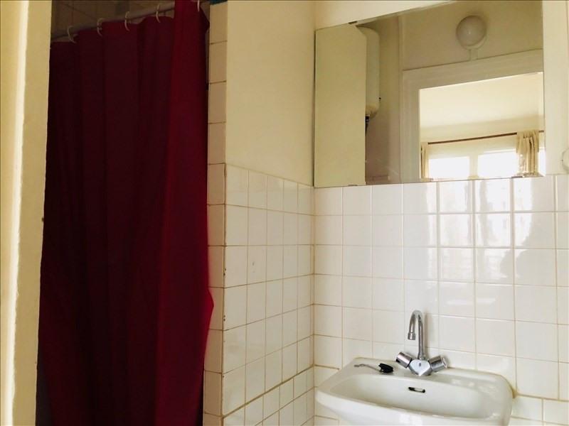 Locação apartamento Paris 15ème 600€ CC - Fotografia 4