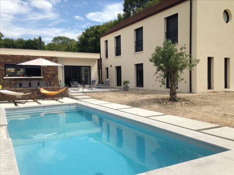 Deluxe sale house / villa Crespieres 1190000€ - Picture 4