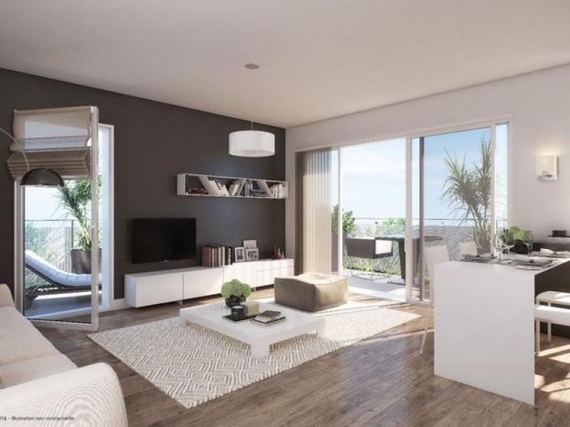 Deluxe sale apartment Montpellier 217000€ - Picture 2
