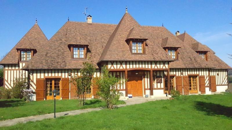 Vente de prestige maison / villa Gonneville sur mer 1240000€ - Photo 2