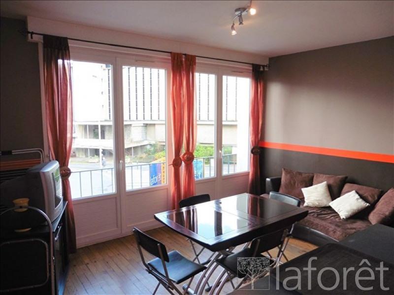 Vente appartement Lisieux 67000€ - Photo 2