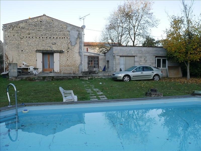 Vente maison / villa Ardillieres 184000€ - Photo 2