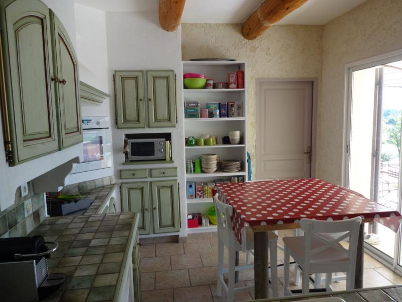 Vente maison / villa Saint pantaleon 390000€ - Photo 4
