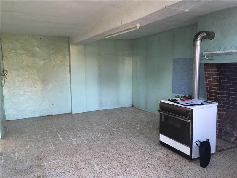 Vente maison / villa Lucenay les aix 50000€ - Photo 4