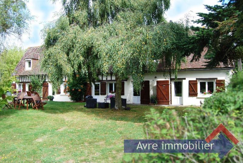 Vente maison / villa Verneuil d avre et d iton 211000€ - Photo 2