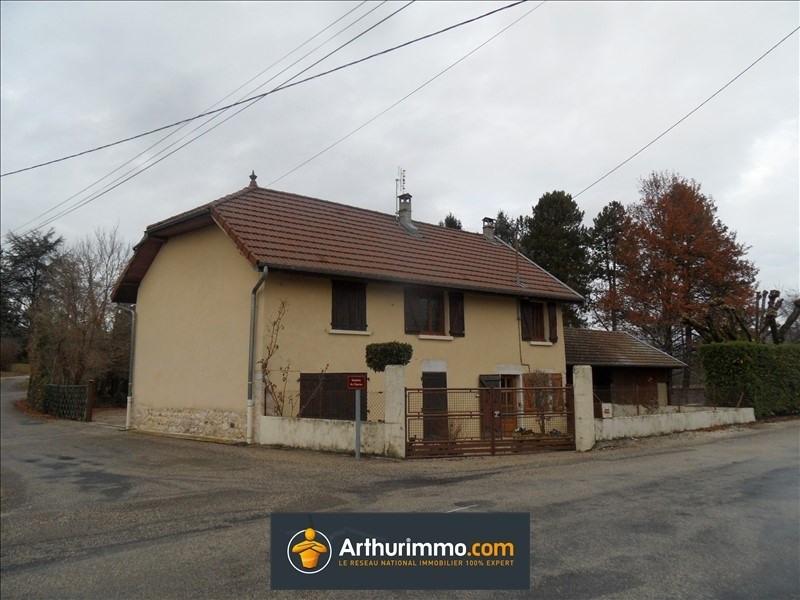 Vente maison / villa Morestel 185000€ - Photo 1