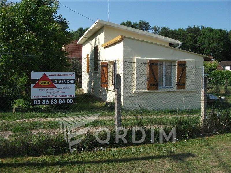 Vente maison / villa Villeneuve sur yonne 69500€ - Photo 1