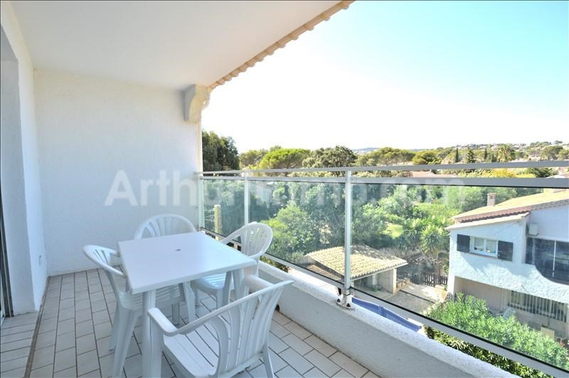 Sale apartment St aygulf 125000€ - Picture 1