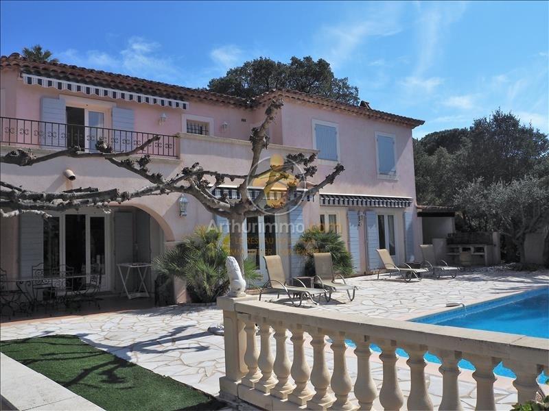 Deluxe sale house / villa Sainte maxime 1155000€ - Picture 5