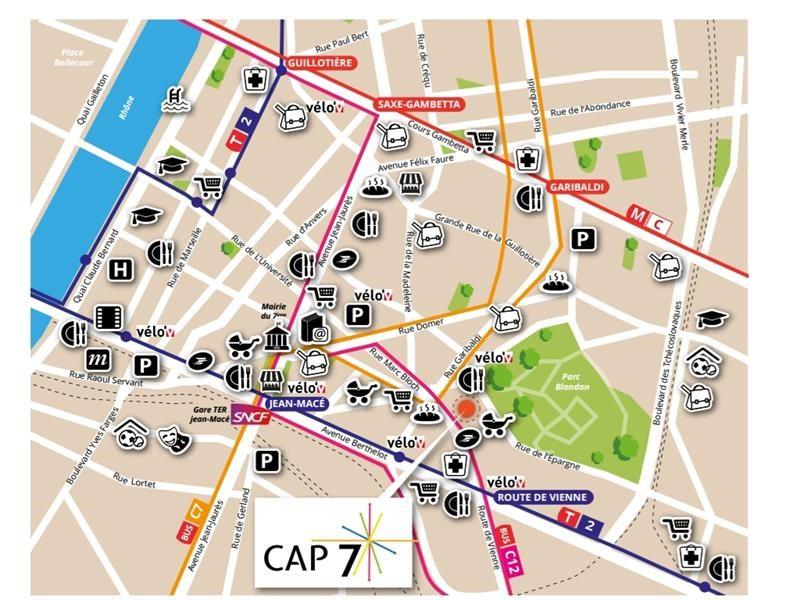 Vente neuf programme Lyon 7ème  - Photo 3
