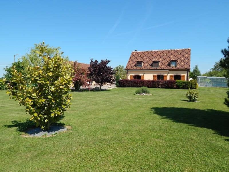 Deluxe sale house / villa Boeurs en othe 341000€ - Picture 2