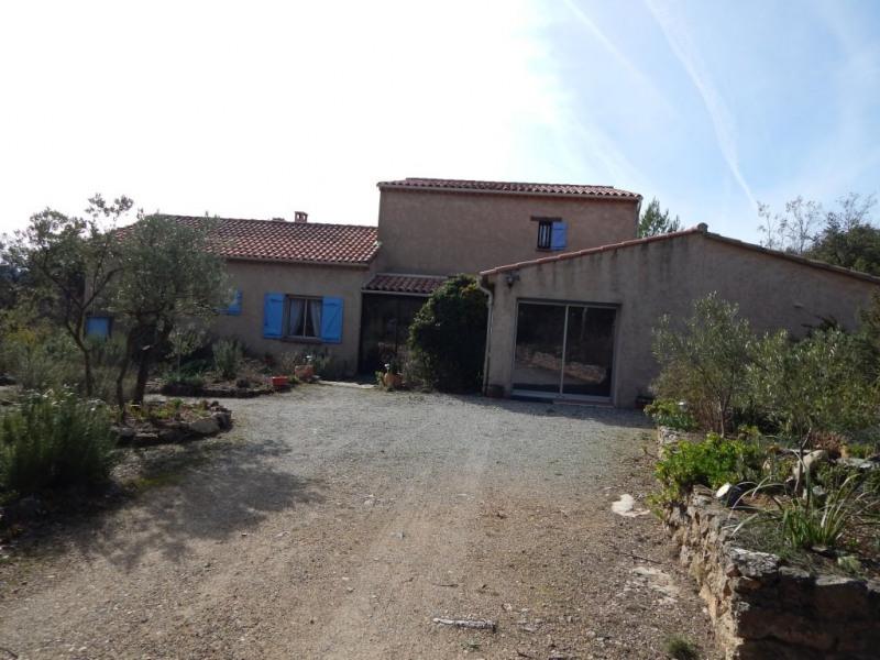 Vente maison / villa Sillans-la-cascade 352000€ - Photo 4