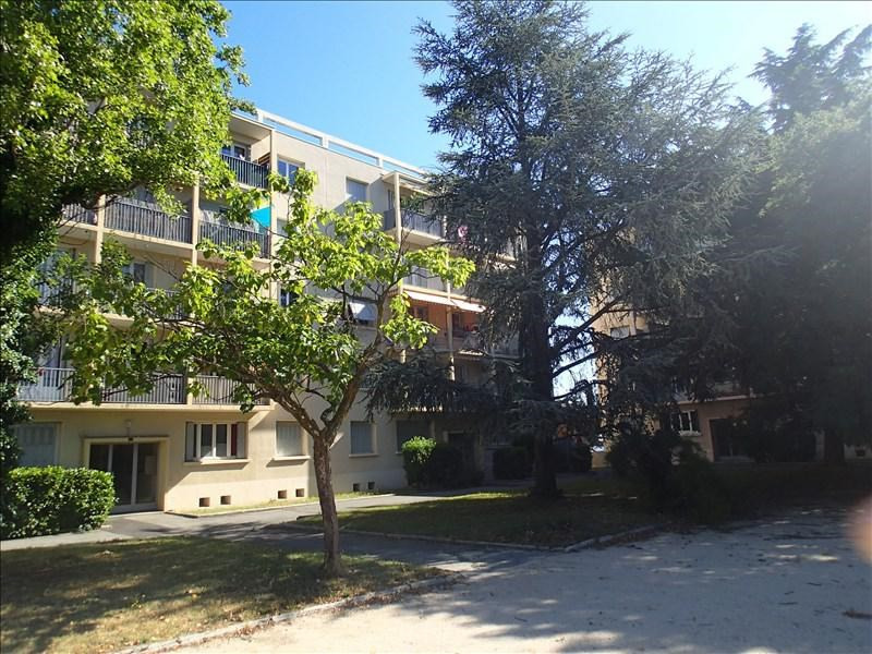 Vente appartement Bourg les valence 106000€ - Photo 7