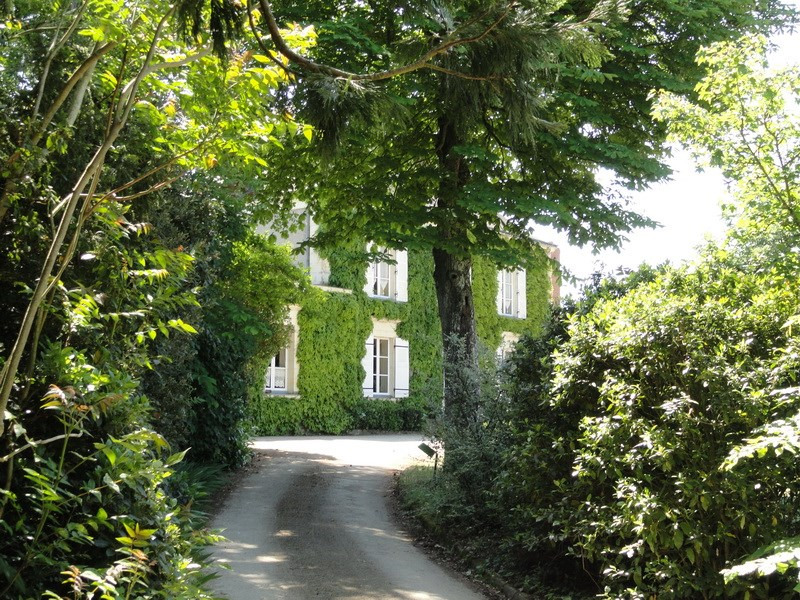 Deluxe sale house / villa Angers saumur 689 000€ - Picture 1
