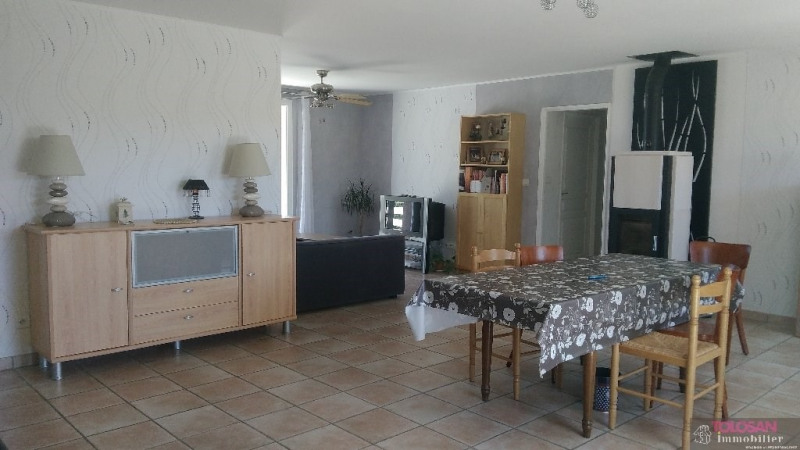 Vente maison / villa Ayguesvives secteur 340000€ - Photo 5