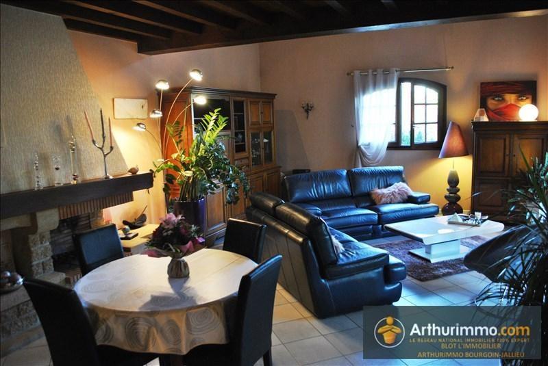 Vente maison / villa St alban de roche 399000€ - Photo 7