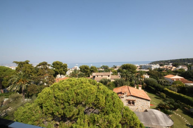 Sale apartment Juan les pins 950 000€ - Picture 1