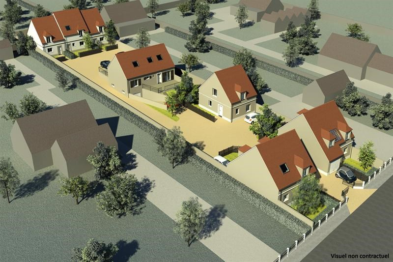 Maison  4 pièces + Terrain 100 m² Maintenon par LES MAISONS BELL  LES MAISONS ATLANTIS  LES ARCHITECTURIALES