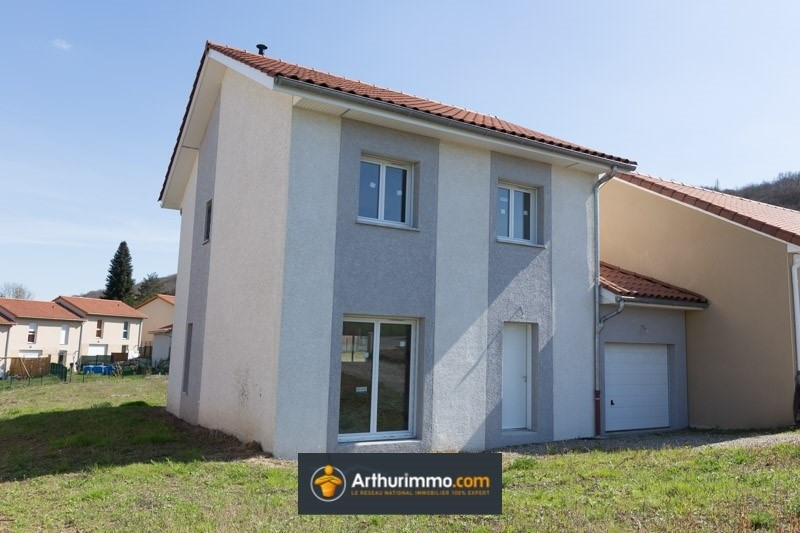 Vente maison / villa Bourgoin jallieu 218000€ - Photo 1