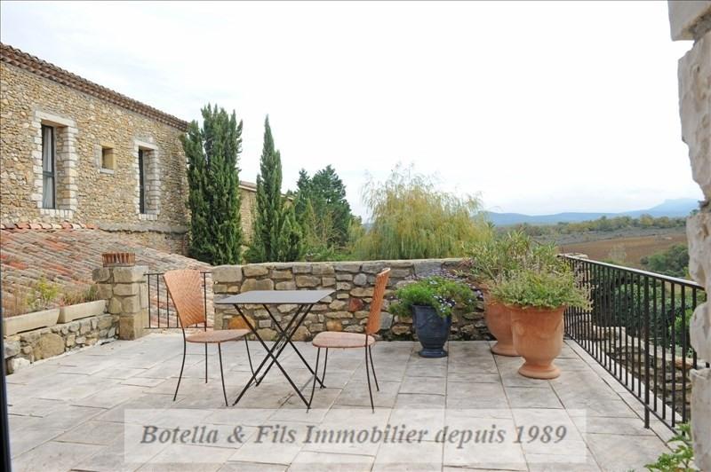 Deluxe sale house / villa Lussan 1092000€ - Picture 5