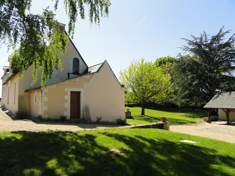 Deluxe sale house / villa Angers 20 mn 477 000€ - Picture 4