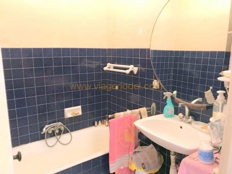 Vendita nell' vitalizio di vita appartamento Nice 39900€ - Fotografia 7