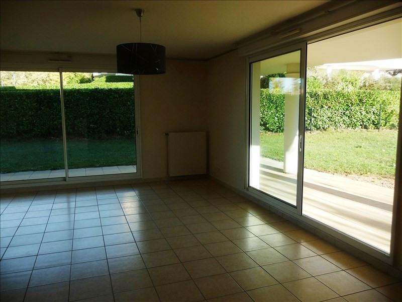 Venta  apartamento Charbonnieres les bains 475000€ - Fotografía 4