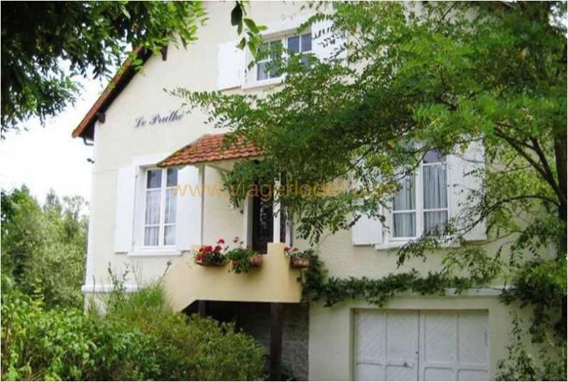 Lijfrente  huis Epineuil le fleuriel 59500€ - Foto 2