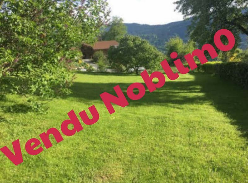 Vente terrain Verchaix 135000€ - Photo 1