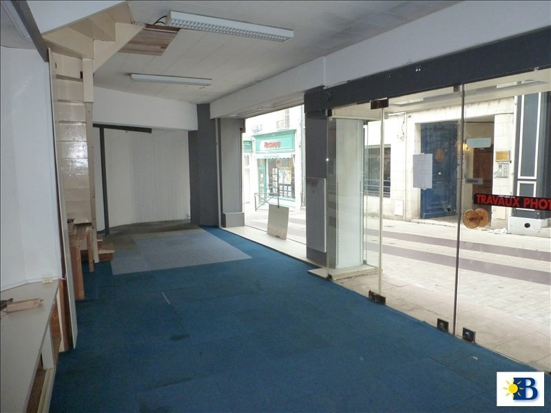 Location local commercial Chatellerault 650€ HT/HC - Photo 2