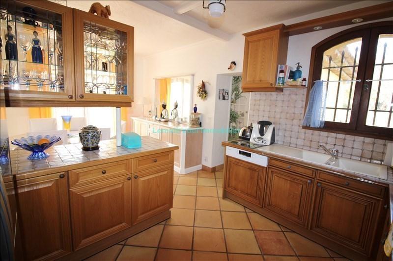 Vente de prestige maison / villa Saint cezaire sur siagne 560000€ - Photo 8
