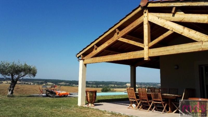 Deluxe sale house / villa Verfeil secteur 510000€ - Picture 2