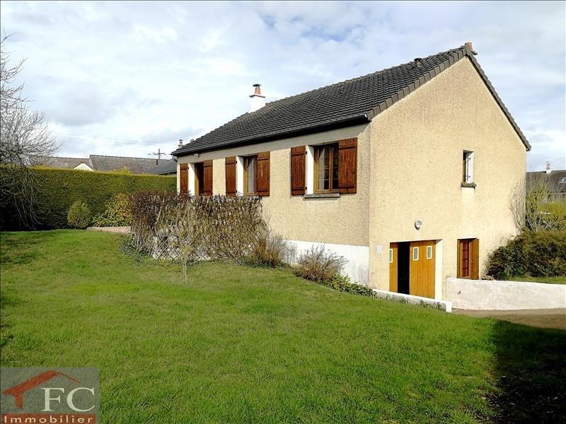 Sale house / villa Auzouer en touraine 144780€ - Picture 1