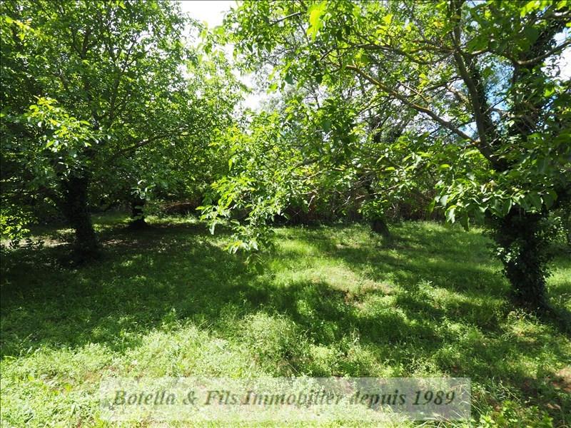 Vendita terreno Bagnols sur ceze 135000€ - Fotografia 3