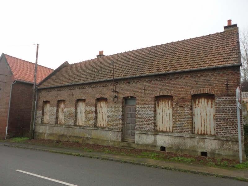 Vente maison / villa Croisilles 106000€ - Photo 1