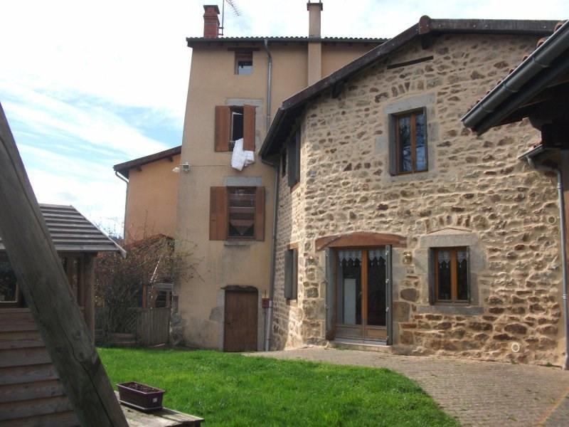 Vente maison / villa Ambert 150000€ - Photo 1