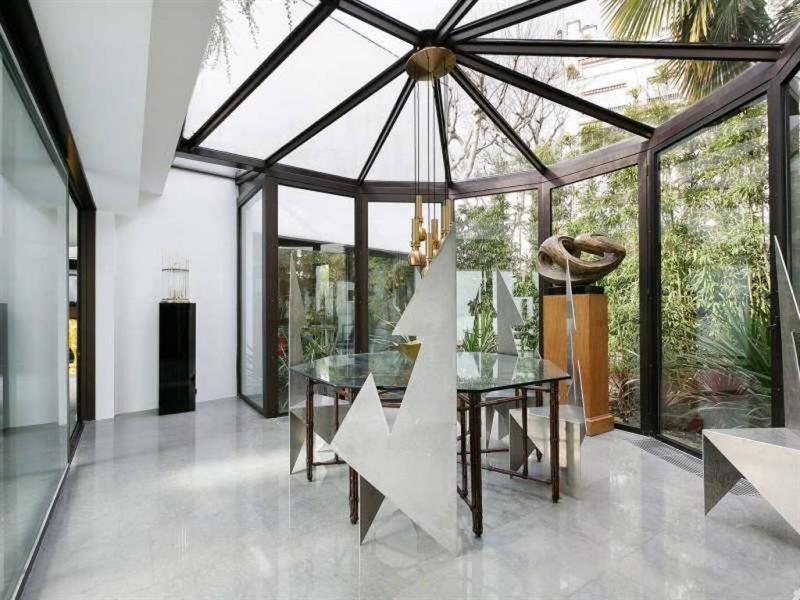 Revenda residencial de prestígio casa Paris 16ème 7350000€ - Fotografia 5