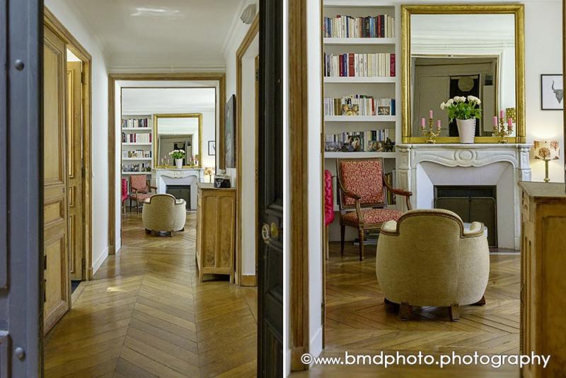 Vente de prestige appartement Paris 9ème 890000€ - Photo 1
