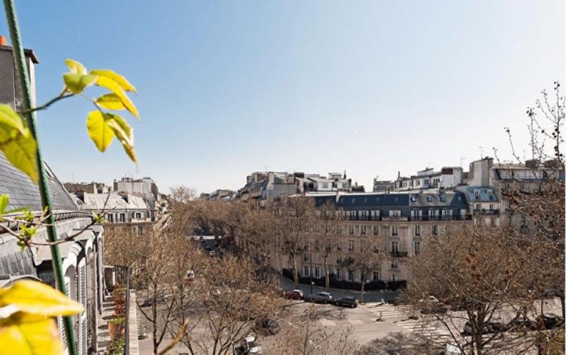 Vente de prestige appartement Paris 17ème 1220000€ - Photo 10