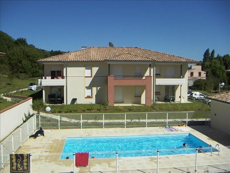 Location appartement Castelnau d estretefonds 450€ CC - Photo 4