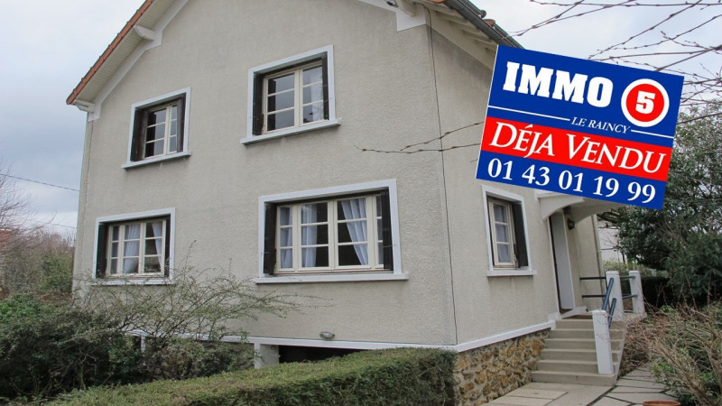 Vente maison / villa Villemomble 440 000€ - Photo 1