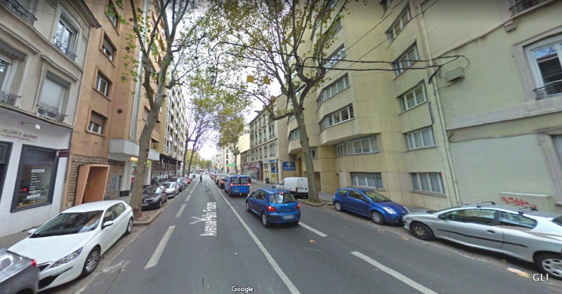 Location appartement Lyon 3ème 523€ CC - Photo 1