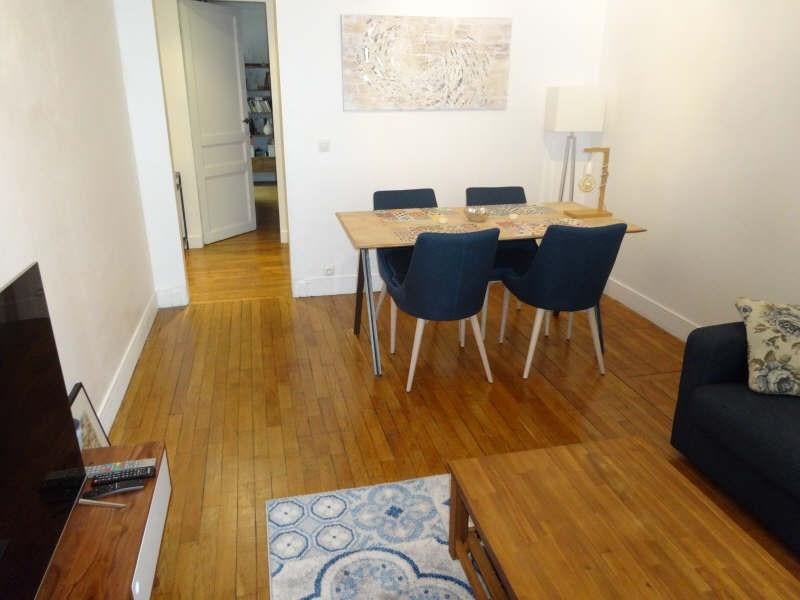 Rental apartment Asnieres sur seine 1180€ CC - Picture 1