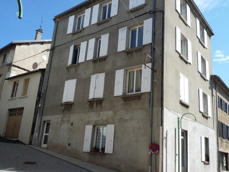 Sale apartment St agreve 50 000€ - Picture 1