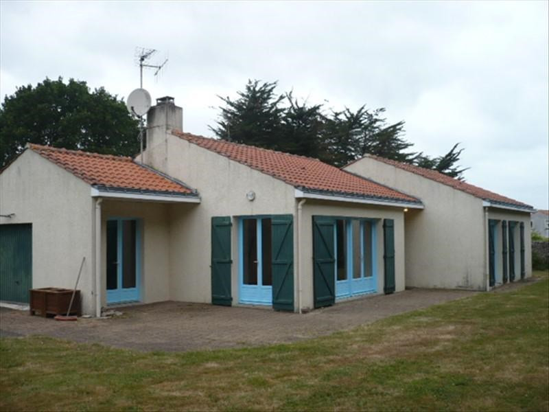 Rental house / villa La plaine sur mer 850€ CC - Picture 1