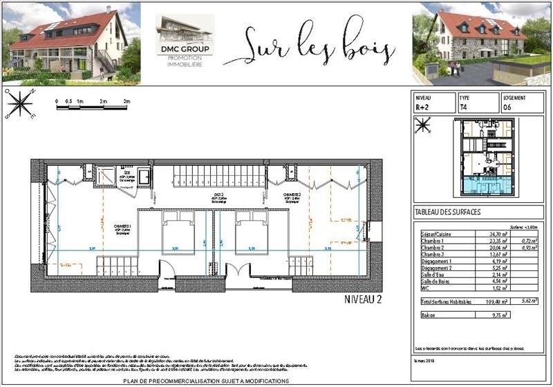 Deluxe sale apartment Annecy 630000€ - Picture 4