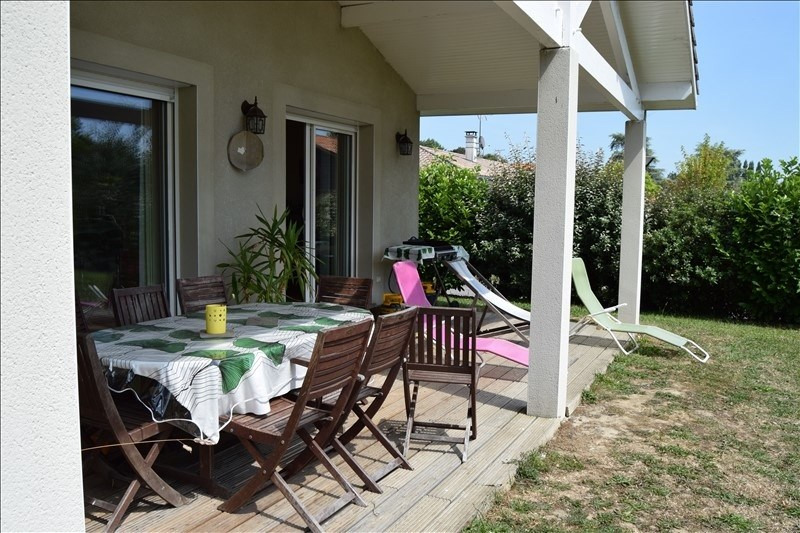 Vente maison / villa Biaudos 336 000€ - Photo 3